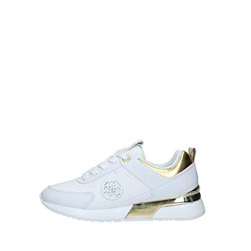 Guess Damen Runner Marlyn Sneaker Sneaker Größe 37 EU Weiß (Weiss)