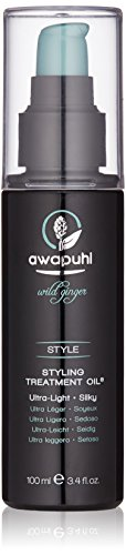 PAUL MITCHELL by Paul Mitchell AWAPUHI WILD GINGER STYLING TREATMENT OIL 3.4 OZ