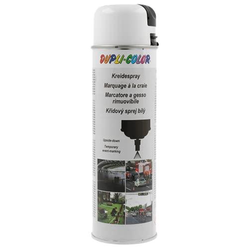 DUPLI-COLOR 133985 Kreidespray weiss 500 ml