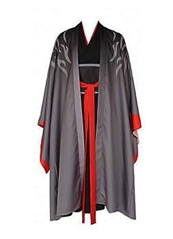 Mordarli Grandmaster of Demonic Cultivation Cosplay Wei Wuxian Costume Anime Mo Dao Zu Shi Costume Hanfu