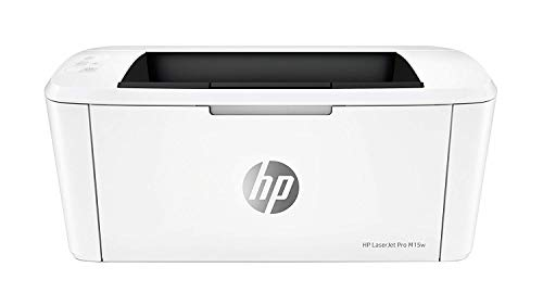 HP LaserJet Pro M15w Wireless Laser Printer, Works with Alexa (W2G51A)