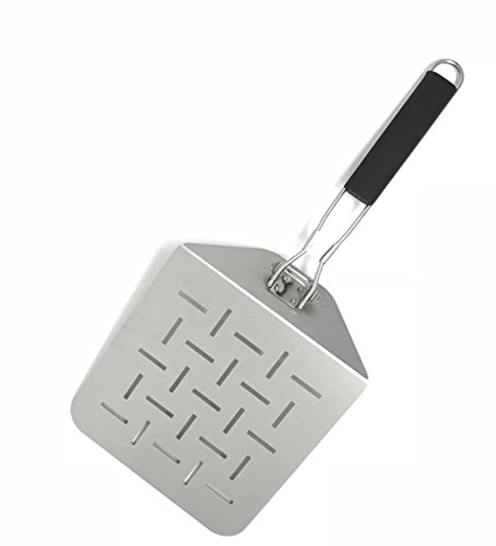 Big Flipper Spatula and Pizza Peel - Folds for easy storage