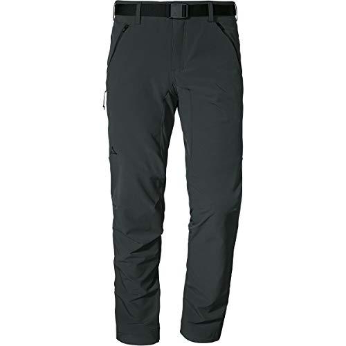 Schöffel Pants Taibun M, Pantaloni da Escursionismo Uomo, Asfalto, 54