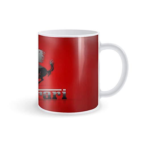 Ferrari-Tasse, Outlander Kaffeetasse für Damen