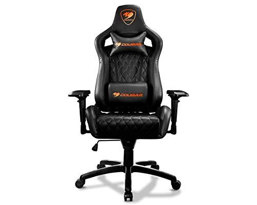 COUGAR Gaming Chair Adjustable DesignBLACK