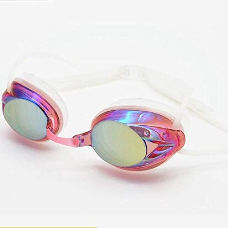 Pink, Other   2016 Electroplating UV Waterproof Antifog Swimwear Eyewear Swim Diving Water Glasses Gafas Adjustable Swimming Goggles Women Men