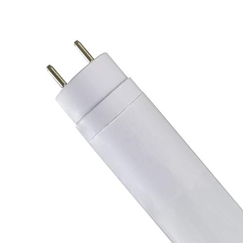 NYLL - 18 Inch/ 18' Plug & Play LED Tube - Daylight (5000K) T8 LED Lamp Directly Relamp & Replace 18' Fluorescent Bulbs F15T12 and F15T8 (Without Rewiring or Modification) - Ballast Required!