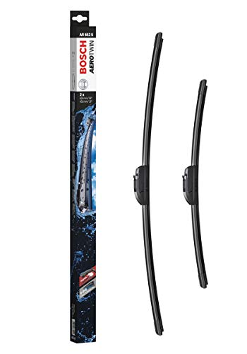 Bosch Scheibenwischer Aerotwin AR652S, Länge: 650mm/450mm – Set für Frontscheibe