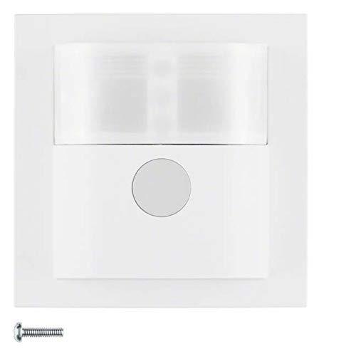 Berker 85341188 Weiß - Bewegungsmelder (1,1 m, 1 Stück(e), Weiß)