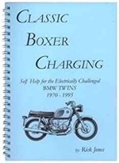 Classic Boxer Charging Book by Rick Jones of Motorrad Elektrik