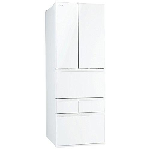 東芝 冷凍 冷蔵庫 508(L) フレンチ GR-J510FV(ZC)