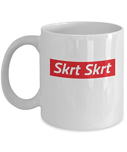 Funny Coffee Mug Gift Skrt Skrt Tory Lanes Skrt Skrt Supreme Box Logo Dad Merchandise Accessories Shirt Poster Sticker Pin Vinyl Decal Artwork