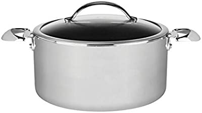 SCANPAN CTP Covered Dutch Oven, 7.5 Quart