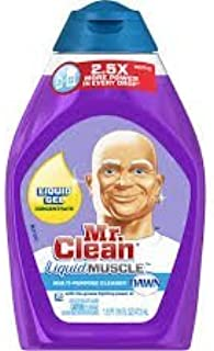 Mr. Clean Liquid Muscle Multi-purpose Cleaner with the Grease Fighting Power of Dawn, 16 Fl. Oz.