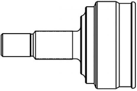 Sacramento Mall GSP 859155 Max 47% OFF Joint Kit drive shaft
