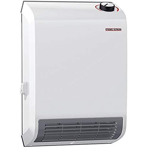 Stiebel Eltron 236305 CK Trend Wall-Mounted Electric Fan Heater, 2000W, 240V