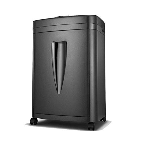 Why Should You Buy ZLDQBH Sheet Crosscut Paper and Credit Card Shredder,Nails Movable Five-Level S...