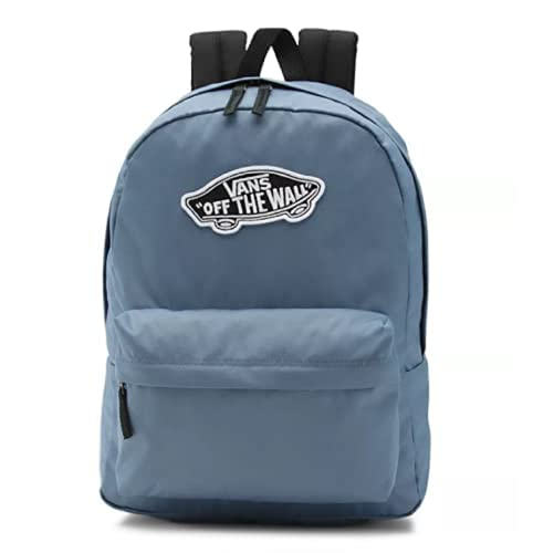 Vans Realm Backpack  Mochila Unisex Adulto  Cemento Azul  Talla única