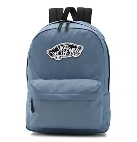 Vans Realm Backpack, Sac Dos Mixte, Bleu Ciment, Taille...