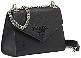 Women s Leather Shoulde Cahier Bag Saffiano Leather Monochrome Bag for Ladies Cross Body Handbag product image