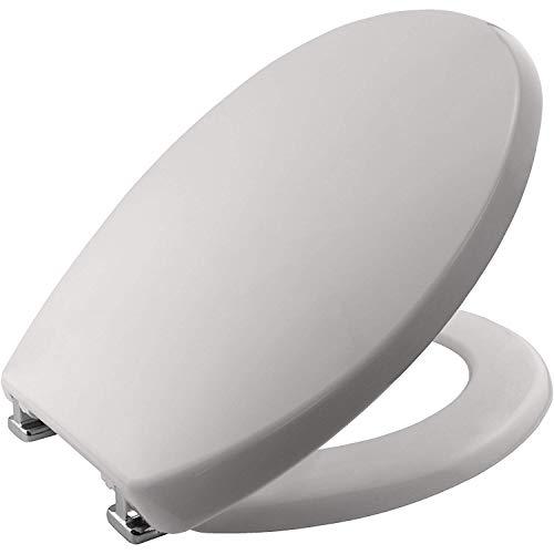 Bemis 2850ZCPT492 toiletbril Buxton Whisper Grijs