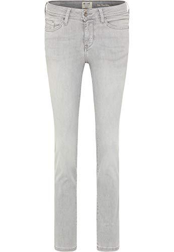 MUSTANG Damen Jasmin Jeggings Slim Jeans, Grau (Strong Bleach 215), 30W 32L EU