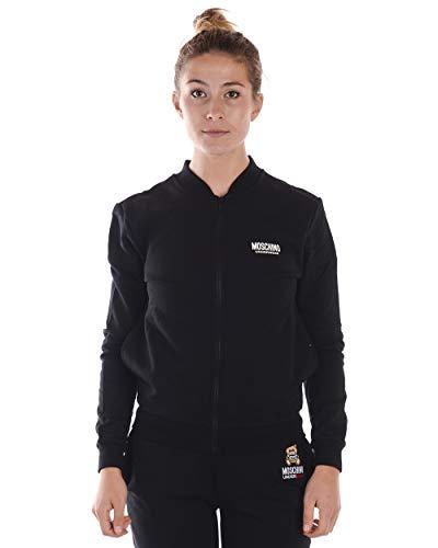 Moschino UNTERWÄSCHE - Damen Sweatshirt A17119004 SCHWARZ M