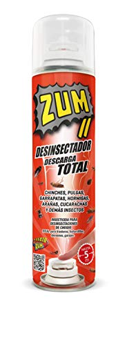 Zum Ii Desinsectador Total Sp - 250 ml