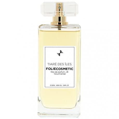 Eau de parfum femme Mon Parfum JB Tiaré des Iles 100 ml Folie Cosmetic