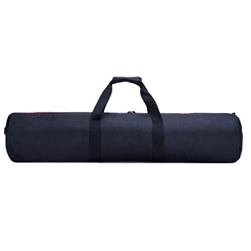 Gazechimp Bolsa de Transporte Resistente al Agua para Soporte de Fondo, Luz o Trípodes - 80 × 18cm