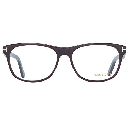 Tom Ford FT5431 55048 Tom Ford Brille FT5431 048 55 Wayfarer Brillengestelle 55, Braun