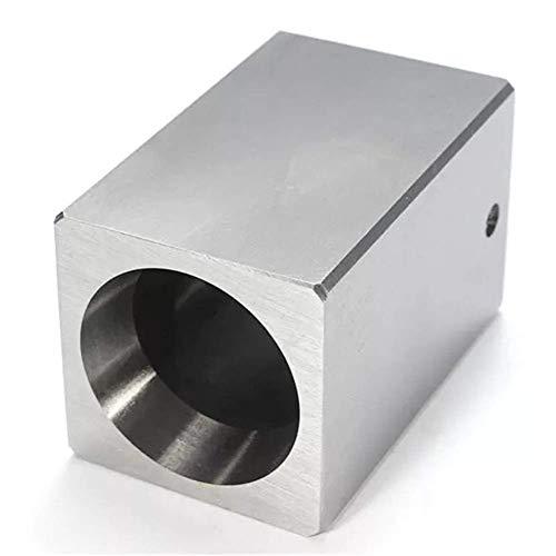 BXU-BG Tool 5-C - Soporte para herramientas de torno, cuadrado de acero duro, soporte multifunción