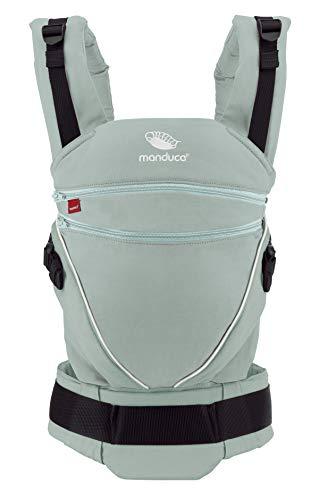 Manduca Porte-bébé XT/All-In-One en coton bio, taille unique, évolutif, système de portage...
