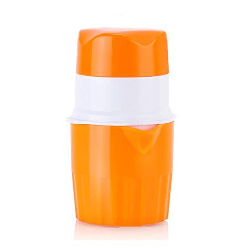 Exprimidormanual Exprimidor Naranja de Limon Manual Juicer de cítricos para Limón naranja Multifuncional Fruta Extractor Exprimidor Potable Juicer Botella