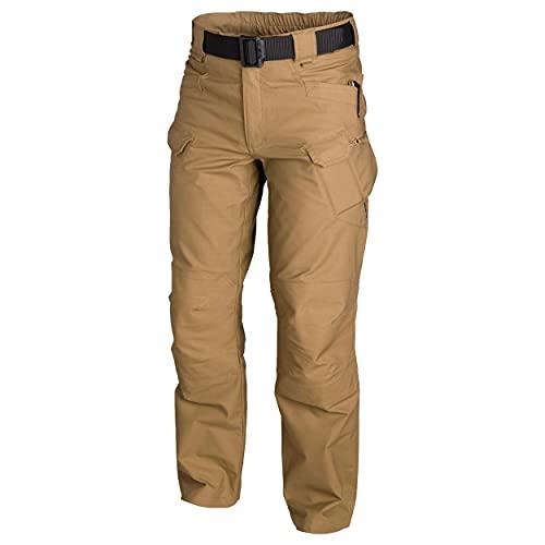 Helikon-Tex Urban Tactical Pantalon en polycoton, motif coyote