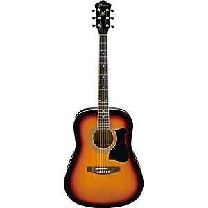 Ibanez V50NJP-VS Dreadnought Acoustic Guitar Pre Pack 1