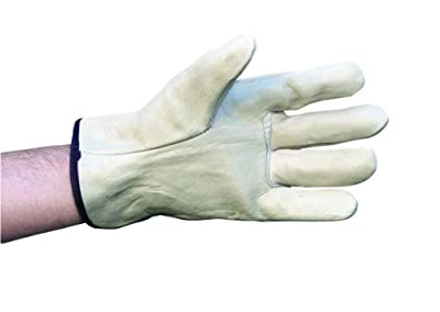 SAS Safety 670-6526 Leather Driver Gloves