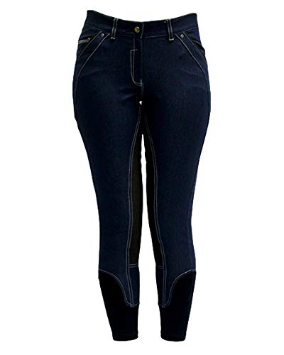 Horseware Jeans-Reithose, Denim