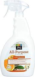 365 Everyday Value, All Purpose Cleaner, Wild Orange, 32 Fl Oz