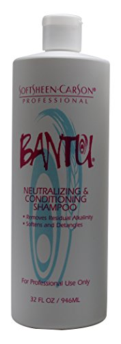 Bantu Neutralizing & Conditioning Shampoo, 32 Oz