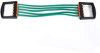 Zipper rope chest lift exercises green Fitness World