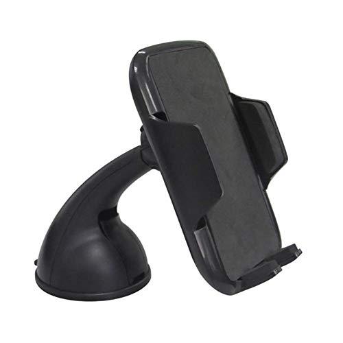 USNASLM Accesorios del coche universal 360 giratorio parabrisas coche lechón soporte del teléfono del coche GPS para el iPhone Samsung Huawei