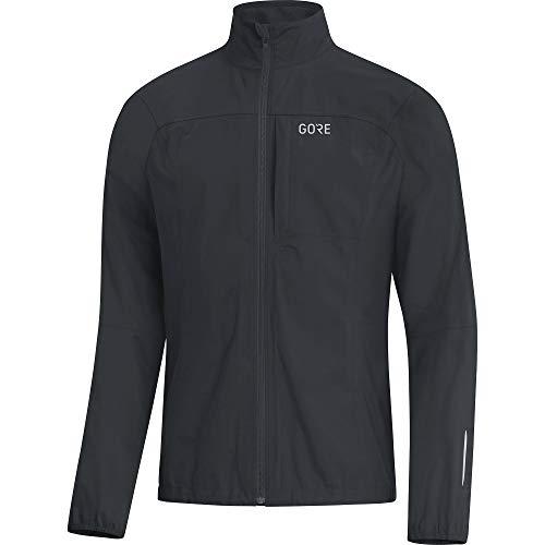 GORE Wear R3 Herren Jacke GORE-TEX, L, Schwarz