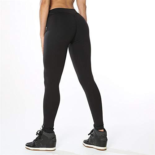 RYFBRE Yoga Broek Women'S Yoga Broek Gym Sport Vrouwelijke Hardlopen Panty Skinny Joggers Broek