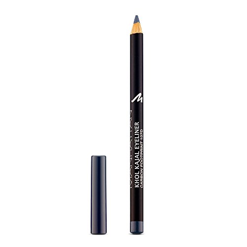 Manhattan Khol Kajal Eyeliner, 107D Carbon Footprint, 1.3g