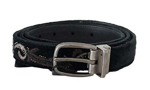 Dolce & Gabbana - Cinturón - para hombre Negro Negro Large