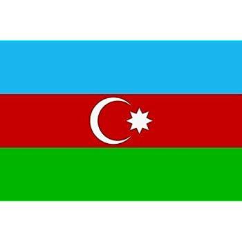 Flagge Aserbaidschan 90 X 150 Cm Misc Amazon De Sport Freizeit