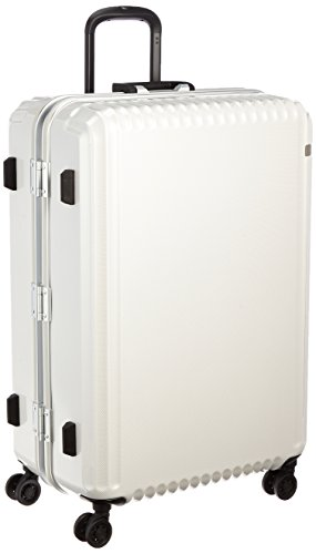 [エース トーキョー] スーツケース パリセイドF 90L 5.4kg 無料預入受託サイズ 05574 68 cm ホワイトカーボン