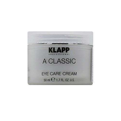 KLAPP A Classic Eye Ranking List price TOP16 Care 50ml Cream