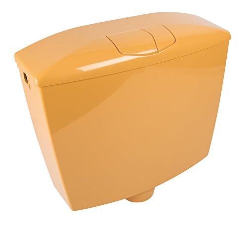 Spülkasten Karat   Kunststoff   2 Mengen Spültechnik   3,5 Liter oder 6 - 9 Liter   Tiefspülkasten   WC, Toilette Curry